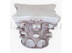 Capitello - diametro cm 4,5x4,5 - Presepi Pigini