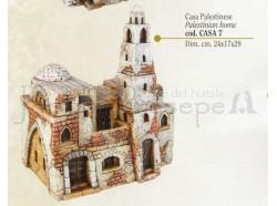 Casa palestinese - Presepi Pigini -  cm 24x17x29 h