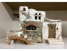 Casa palestinese - Presepi Pigini - Cm. 27 x 21,5 x 20.