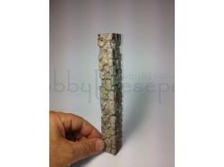 Colonna tipo pietra chiara