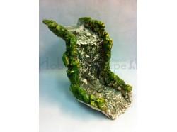 Fiume pezzo cascata  cm 34x 10 Presepi Pigini