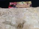 Corteccia di betulla in fogli - cm 52x17