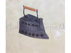 Ferro da stiro - per statue da cm 20 - Presepi Pigini