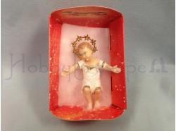 Gesù Bambino  - lunghezza cm 8