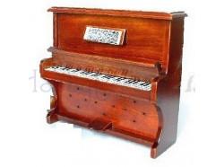 Pianoforte in legno  - Casa Bambole