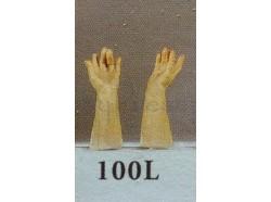 Elemento per autocostruzione figure - Coppia MANI - Heide 30 CM
