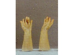 Elemento per autocostruzione figure - Coppia MANI BAMBINO  - Heide 12 CM