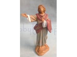 San Giovanni con braccio steso Fontanini 12 CM