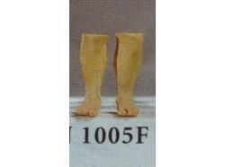 Elemento per autocostruzione figure - Coppia PIEDI - Heide 12 CM