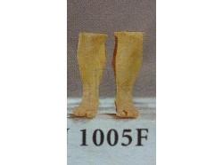 Elemento per autocostruzione figure - Coppia PIEDI - Heide 19 CM