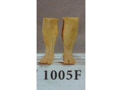 Elemento per autocostruzione figure - Coppia PIEDI - Heide 30 CM