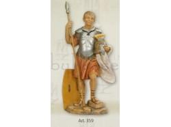 Soldato romano - Fontanini 19 CM