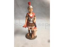 Soldato romano con spada cm 15