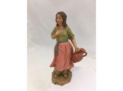 Maria di Magdala -  Fontanini 12 CM - scena Via Crucis