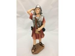 Soldato romano con arco e frecce - presepio 12 CM