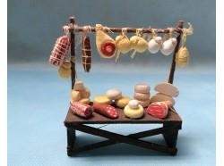 Bancarella con formaggi e salumi - Melù