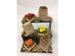 Bancarella di verdure - Melù