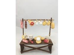 Bancarella salumi formaggi  - Melù