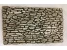 Muro tipo pietra GRIGIO - Presepi Pigini