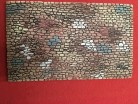 Muro tipo pietra COTTO - Presepi Pigini