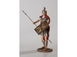Soldato romano con lancia e scudo per scena Crocefissione  -  Scene Pasquali - Presepi Pigini