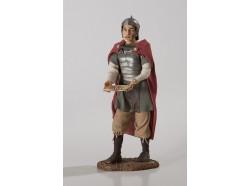 Soldato romano con scritta I.N.R.I. - Statue Pasquali