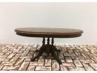 Tavolo ovale  - Casa Bambole