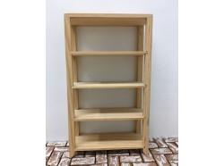 Scaffale libreria  in legno - Casa Bambole