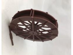 Ruota per mulino ad acqua diametro cm. 11