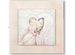 Quadro Maternità - Mamma con bambino
