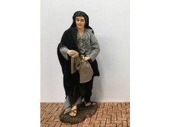 Maria di Magdala per scena Sepolcro - Scene pasquali - Presepi Pigini
