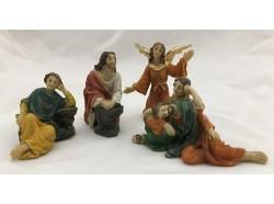 Gesù nell\'orto del Getsemani - Scene Pasquali