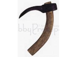 Accetta curva - per statue cm 15 - Presepi Pigini