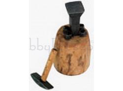 Battifalce e martello - per statue da cm 10 - Presepi Pigini