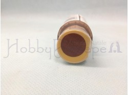 Colore acrilico di alta qualità - 59 ml - BURNT UMBER