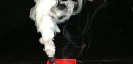 Fumo e neve